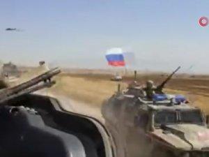 ABD ve Rus askerleri karşı karşıya geldi!