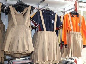 Tüm okul kıyafetleri BY Class'ta