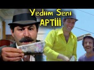 'Avanak Apdi' filmi gerçek oldu, caddeye para saçtı