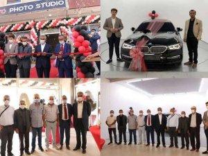 VIP AUTO PHOTO STUDIO Van'da açıldı