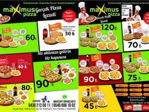 Maximus Pizza indirimlerini sürdürüyor
