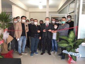 Hakkari Duran Madencilik Ofisi hizmete açıldı
