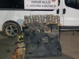 49 kilo 936 gram eroin ele geçirildi