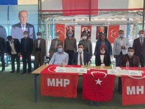 Beytüşşebap'ta ilk defa MHP kongre yaptı