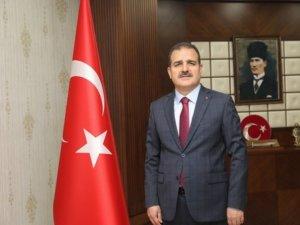 Vali Akbıyık'tan 29 Ekim Cumhuriyet mesajı