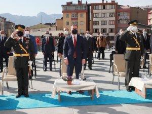 Hakkari'de 29 ekim Cumhuriyet coşkusu