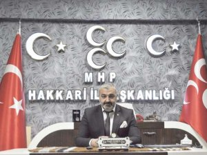 Başkan Özbek'ten Mevlid Kandili Mesajı!