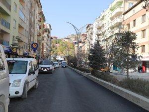 Hakkari Bulavarı modern asfalt yola kavuştu