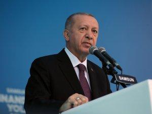 """Cumhurbaşkanı Erdoğan: """"Depremde 58 vefatımız var"""""""