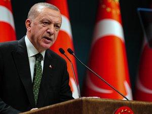 Erdoğan, yeni tedbirleri açıkladı!