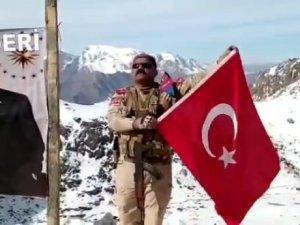 """Öztürk """"İkiyaka dağlarında dünya lideri Erdoğan"""""""