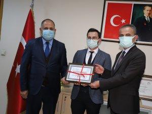 Hakkari Devlet Hastanesine Erişilebilirlik belgesi verildi