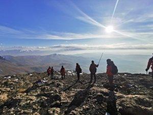 UMKE Erek Dağına tırmandı!