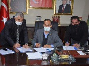 Şemdinli Belediyesinde toplu iş sözleşmesi