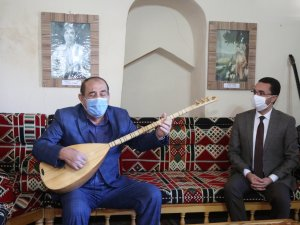 Cizre'de dengbejlik Kültürü