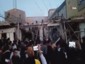 Fırında patlama:20 yaralı