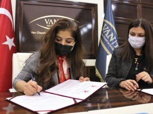 Van ile Hakkarili kadınlar arasında işbirliği