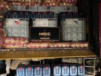 3 ton 300 litre asit anhidrit maddesi ele geçirildi