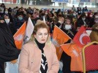 Hakkari Ak Parti kadın kolları kongresi (foto/galeri)