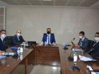 Hakkari'de Turizm Tanıtım toplantısı düzenledi