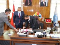 Hakkari halk pazarı protokolü imzalandı