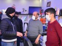 Hakkari'de 34 ekiple korana virüs denetimi