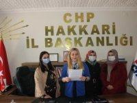 CHP'li Başka Duran'dan 8 mart mesajı!