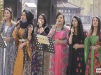 Hakkari Nevruz'undan renkli görüntüler
