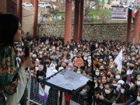 Hakkari HDP Newroz etkinliği video