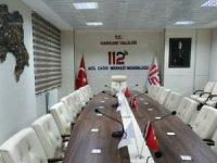 112 Acil Çağrı Merkezi…
