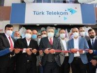 Türk Telekom Umut İletişim işyeri açıldı