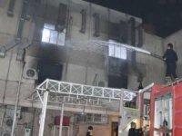 Hastanede yangın: 82 ölü, 110 yaralı