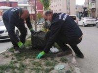 Hakkari Belediyesinde temizlik seferberliği