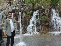 Hakkari'deki doğal şelaleye büyük ilgi