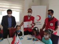 Kızılay'dan Filistin'e destek kampanyası