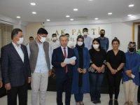 Hakkari AK Partiden 27 mayıs açıklaması