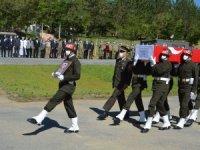 Şehit Akın için Hakkari'de tören düzenlendi
