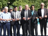 Hakkari'nin ilk Tatil Köyü açıldı