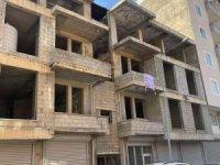 Hakkari'de satılık 4 katlı bina