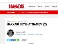 HAKKARİ SEYEHATNAMESİ (2)