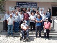 AFAD'tan engellilere eğitim