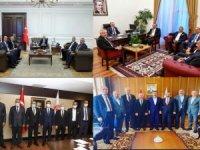 Başkan Özbek'ten Ankara çıkarması