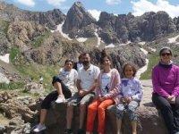 Erdoğan ailesi, Cilo göllerine hayran kaldı
