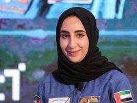 Arap ilk kadın astronotu NASA yolcusu