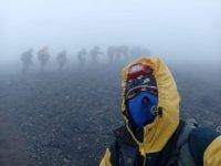 Kaybolan 4'ü yabancı 5 dağcı kurtarıldı