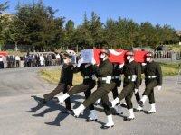Şehit Çelebi için Hakkari'de tören düzenlendi