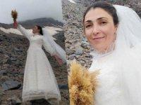Dağcı kadın Ağrı Dağı ile evlendi