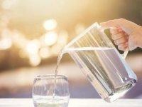 Yaz aylarında su alımına dikkat