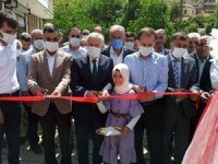 Ak Parti heyeti Kuran kursu açılışına katıldı