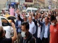 Konya'daki katliam, yürüyüşle protesto edildi